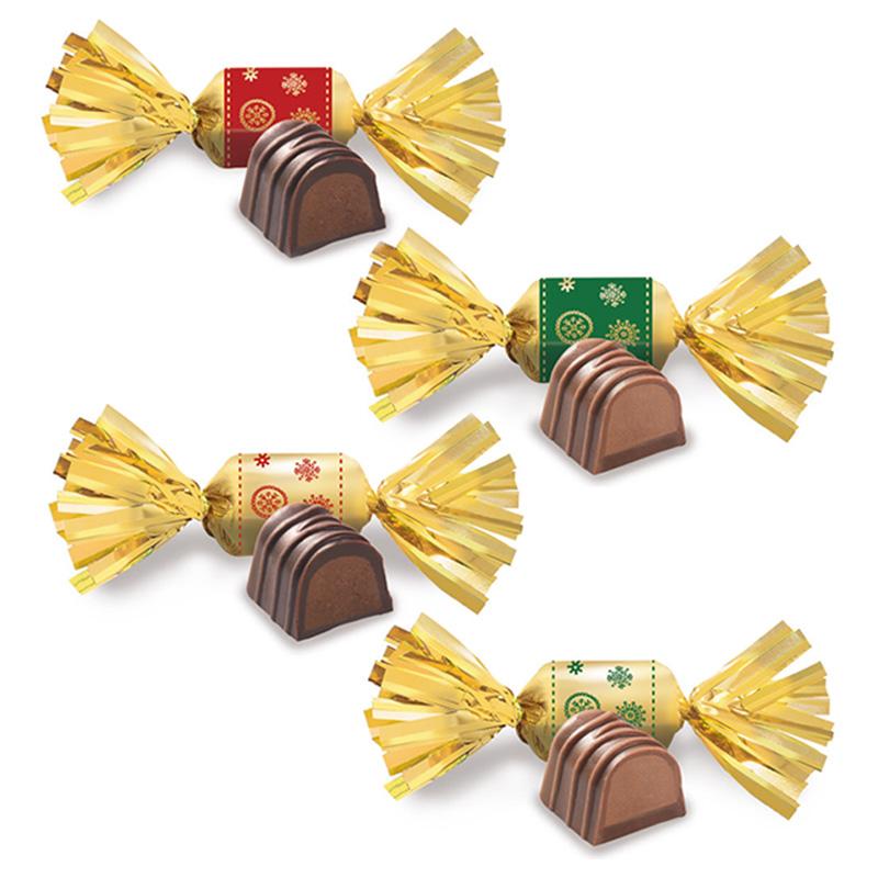 Figurine chocolat Noël