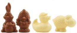 Mini Figurines de Pâques 13 à 22g