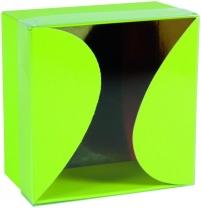 Boîte Gourmande Anis couvercle transparent