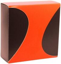 Boîte Gourmande Moka & Orange montée