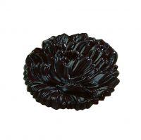 Caraque Fleur Choco Noir
