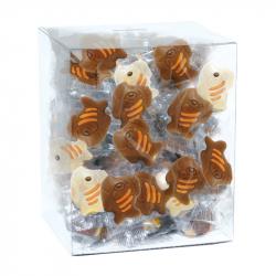 Tubo poissons décorés 10g