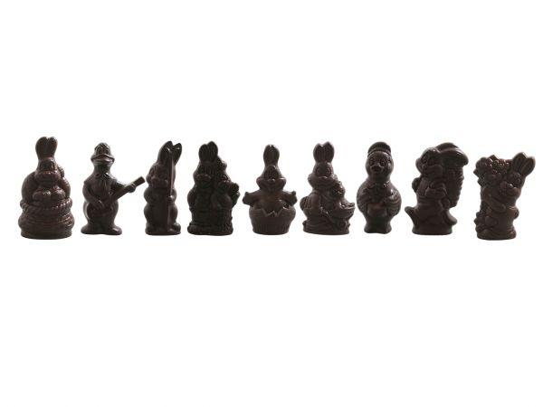 Assortiment Grandes figurines 220g Noir