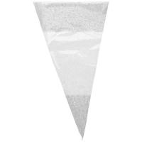 Cornet Décoré (petit modèle Blanc)