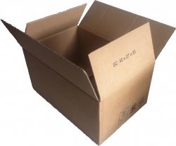 Cartons L 40 x l 30 x h 20 (A13)