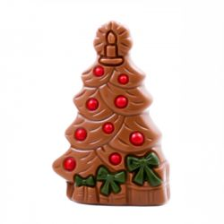 Petit arbre de Noël coloré 9cm