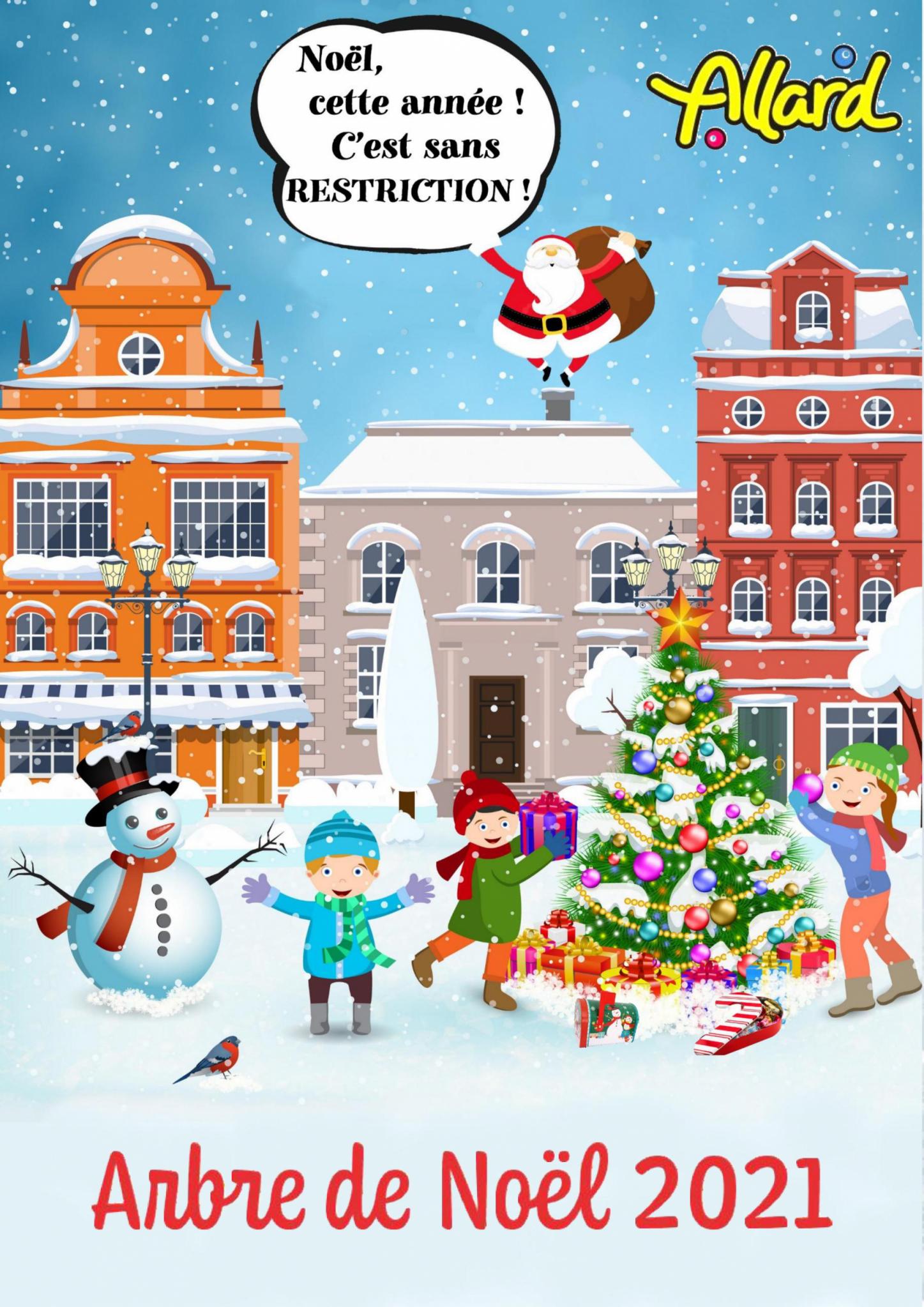 Catalogue Arbre de Noël 2020