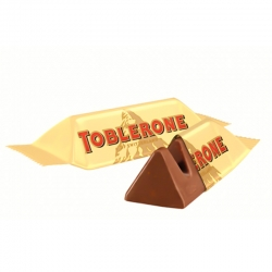 Mini toblerone lait 8g