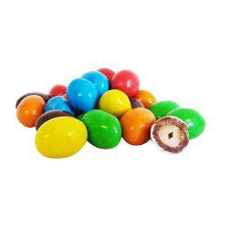 Cacahuète Sucrée et colorée
