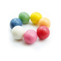 Billes de Chewing gum