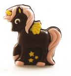 Licorne noir coloré 65g