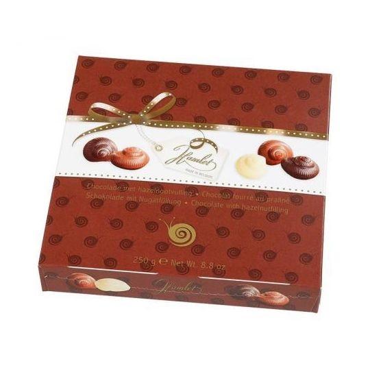 Ballotin chocolat praliné 250g - 12 pièces